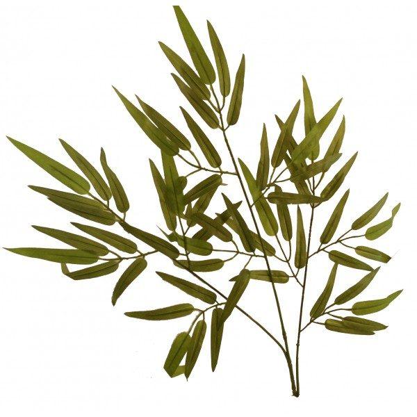 Bamboo Leaves Spray