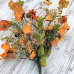 Fall Daisy Mixed Filler Bush -