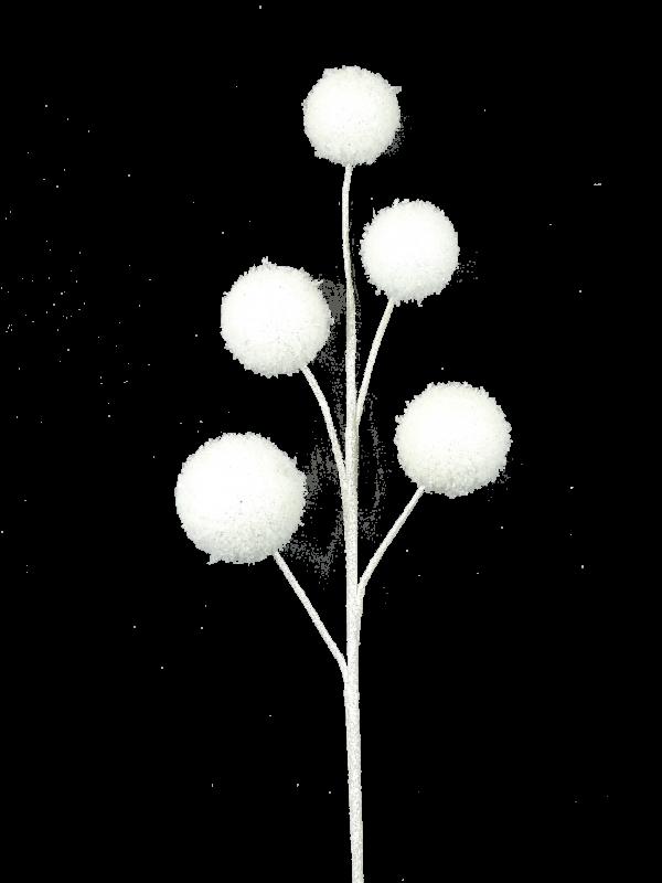 "Snow Ball Spray - 29"""