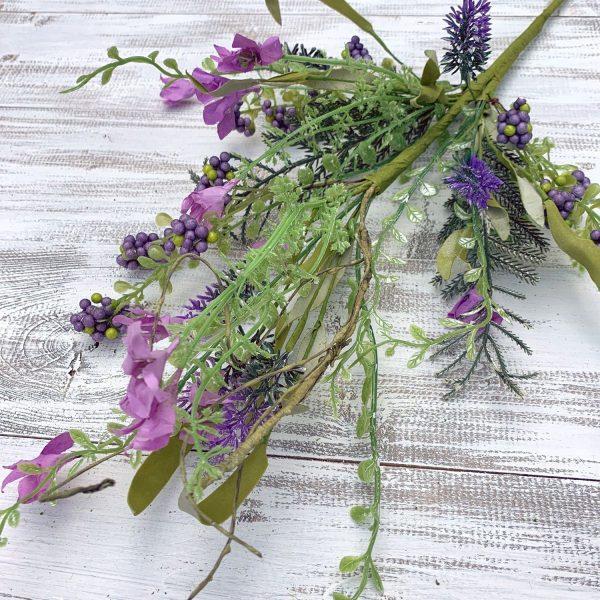 "Filler & Berry Spray - Purple - 23"""