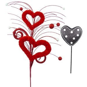 Valentine Heart Assortment - Set of 2