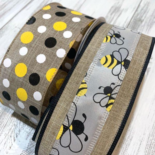 Bumble Bee Ribbon Grouping