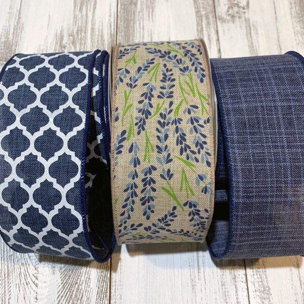 Blue Hyacinth Ribbon Grouping
