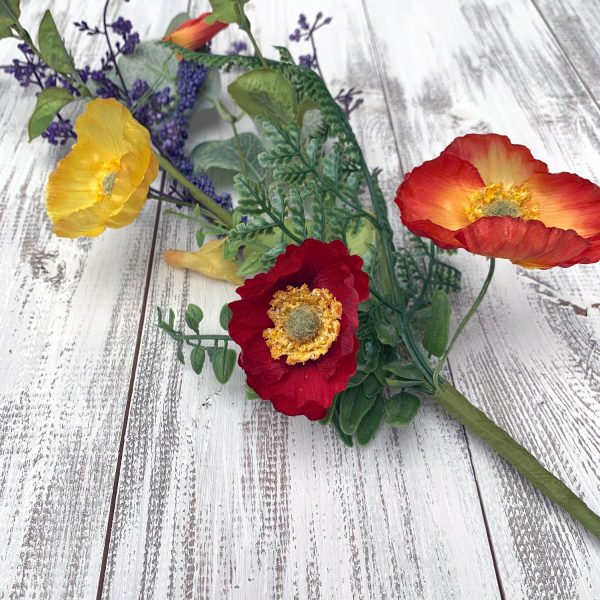 "Poppy Pick- 18"" (Set of 2)"