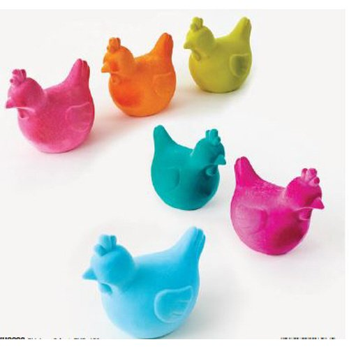 Flocked Chicken