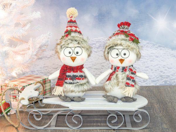 Snowy Tweety Bird (Choose Outfit)