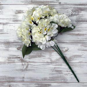 Hydrangea Bush - Cream x 5