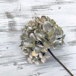 Metallic Hydrangea Stem