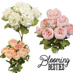 Blooming Besties: Pink & Peach
