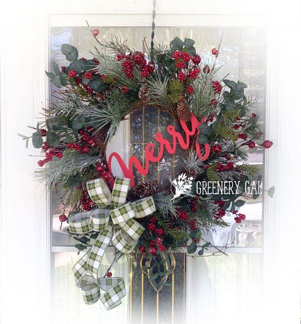 Merry Berry Wreath